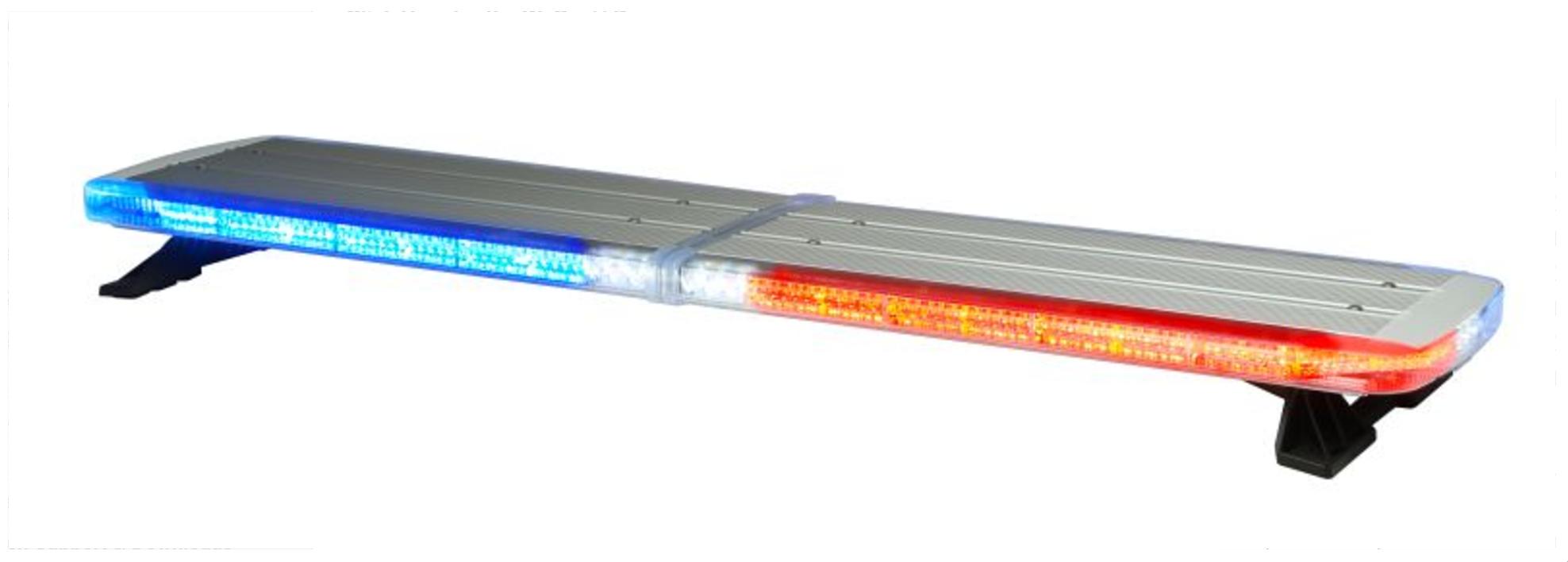 red white and blue led lights to mount on top of a police cruiser