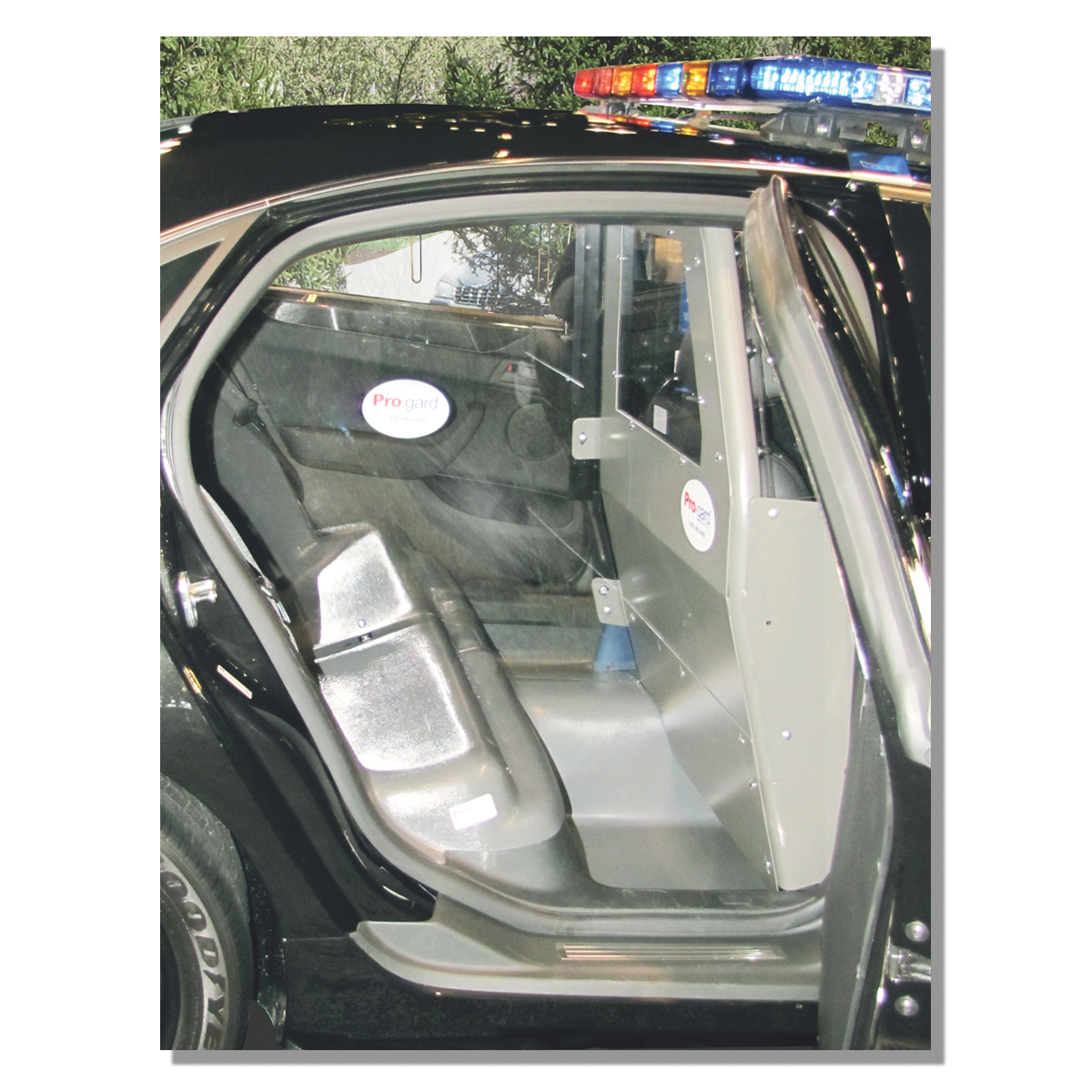 Setina Window Barriers & Setina-police-vehicle-car-equipment