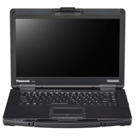 Open Panasonic Toughbook CF-54