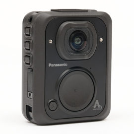 Panasonic police body camera