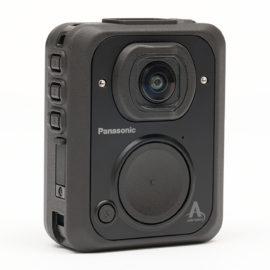 Panasonic police body camera