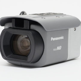Panasonic full HD police cruiser camera