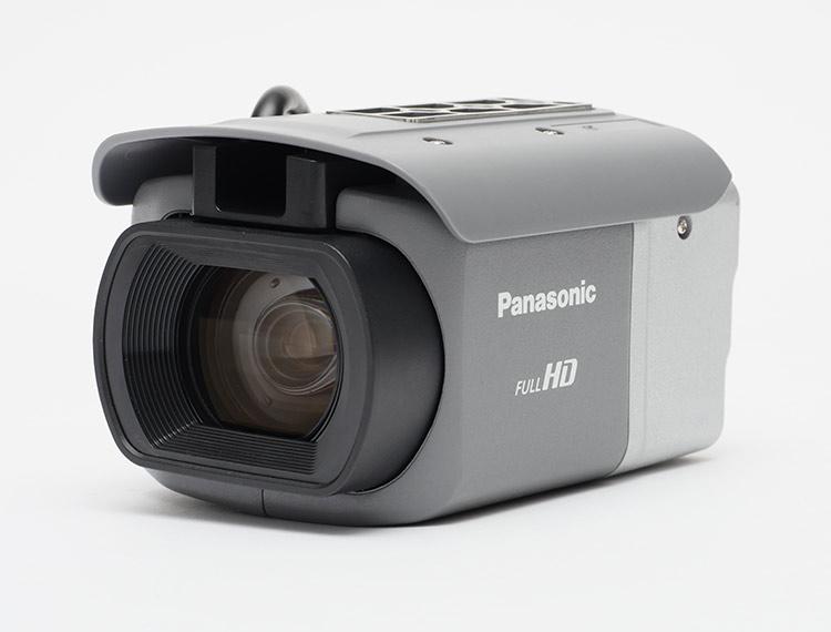 Panasonic full HD police cruiser camera