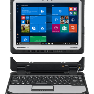 Toughbook 33 police cruiser laptop