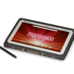Toughbook FZ-A2 flat back with pen