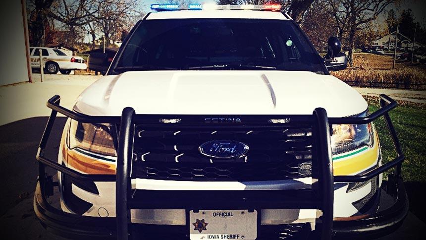 sheriff suv upfit